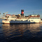 Ferry traffic in the Stockholm archipelago