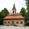 Sweden's smallest town hall in Sigtuna (40 min's by car). Built in 1744.