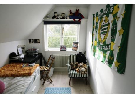 Emriks room, top floor