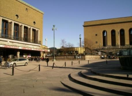 Götaplatsen cultural centre