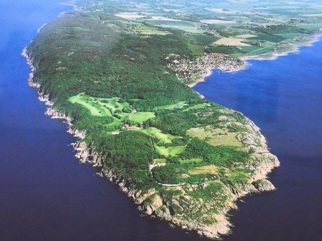 Kullaberg and the Kullen Peninsula