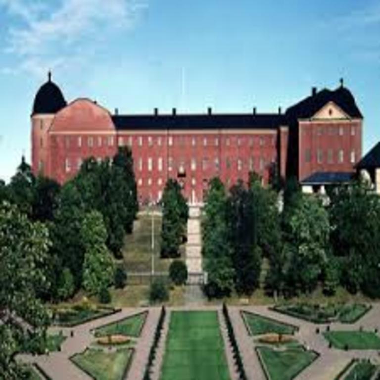 Uppsala castle.