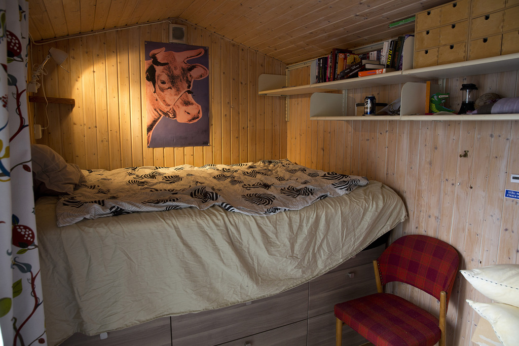 Guesthouse 10m2 sleeps 2