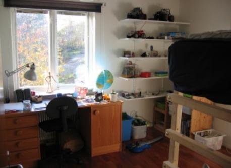 Otto's room
