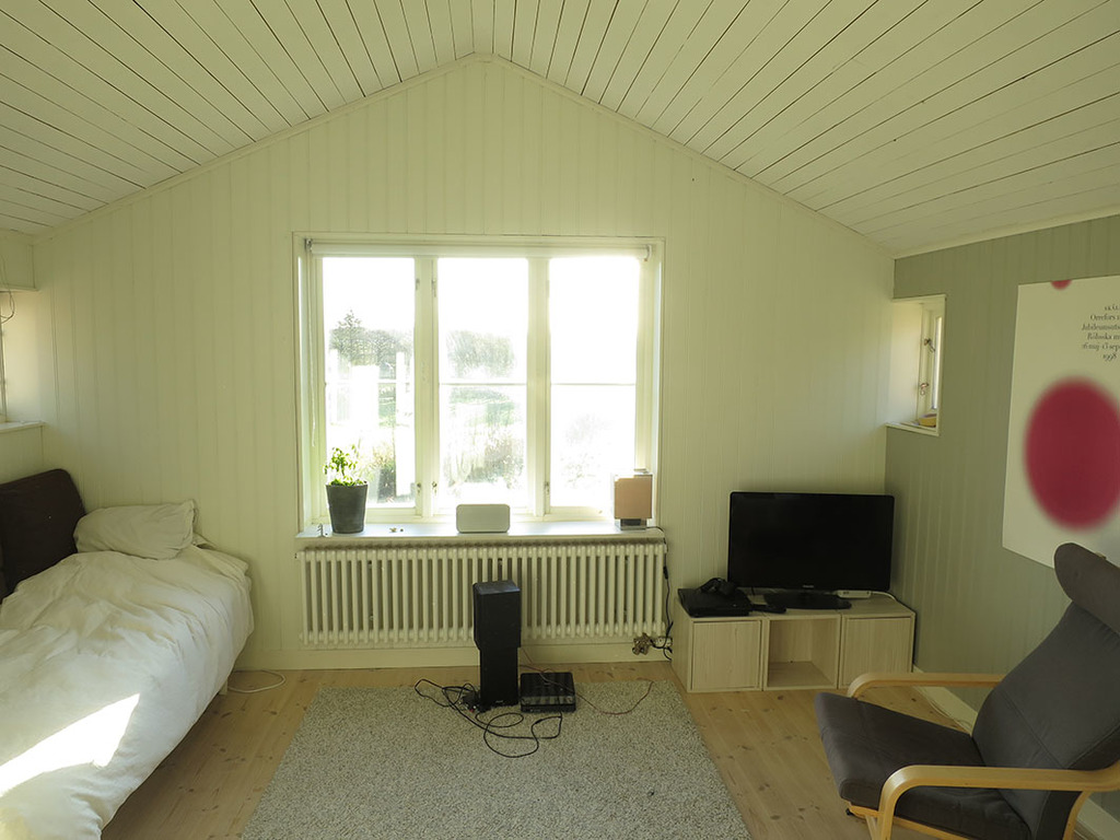 Måns bedroom