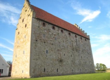 Glimmingehus Castle from the middle age
