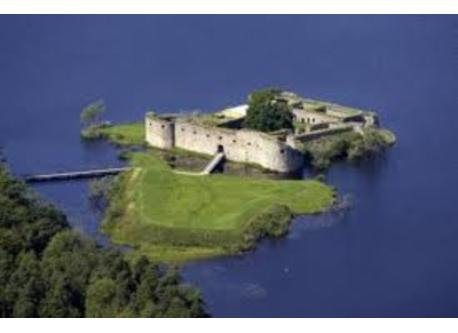 Castle ruin Kronoberg