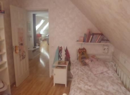 Bedroom 1 upstairs.