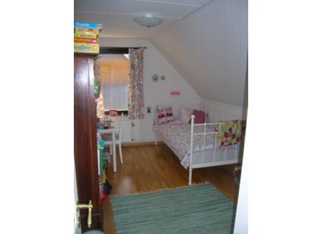 Bedroom 2 upstairs.