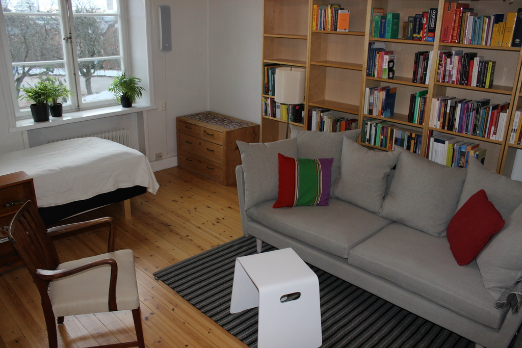 Julia's living room