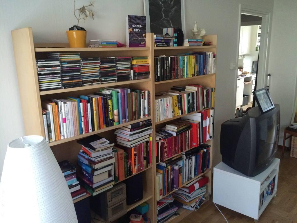 Ingrid's living room
