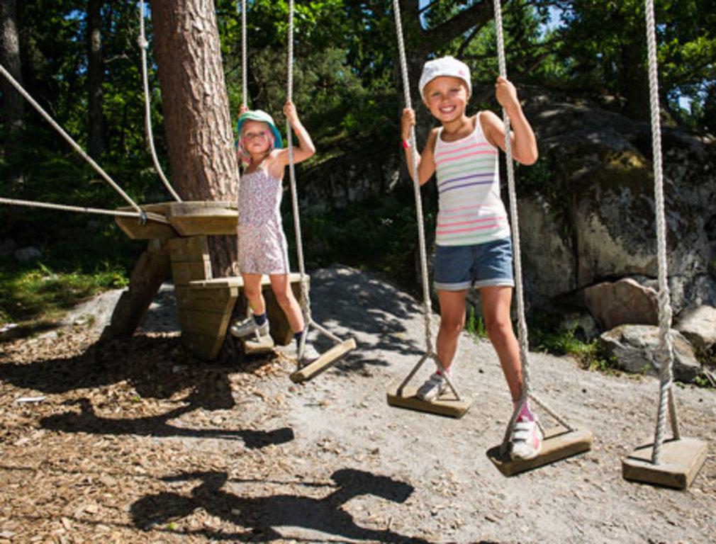 Siggesta gård, adventure for kids