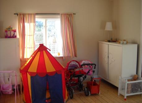 Childrens playing room
