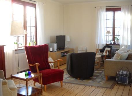 Livingroom, TV-corner