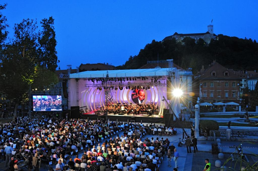"The ""June in Ljubljana"" festival brings numerous free events"