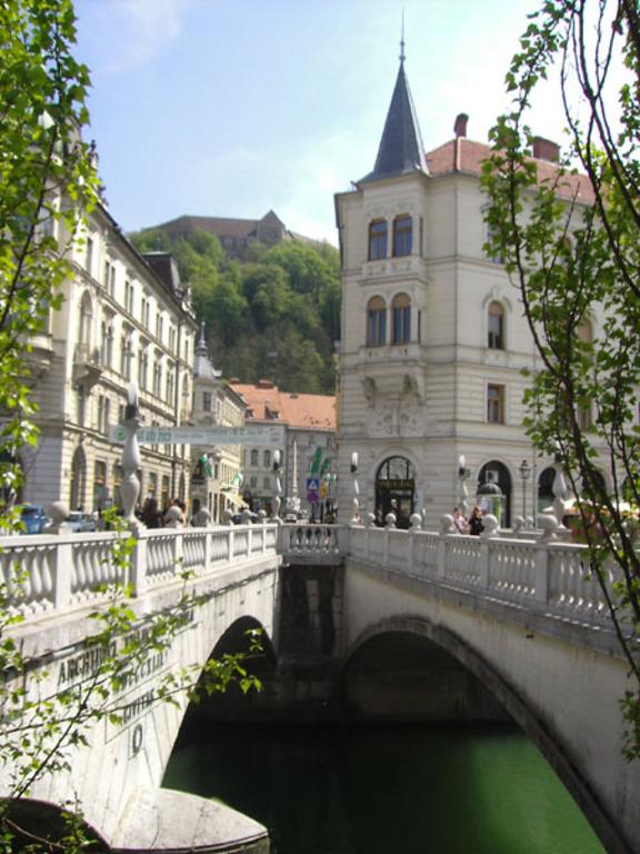 Ljubljana centre