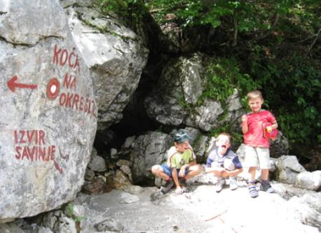 Few years ago in LOgarska valley