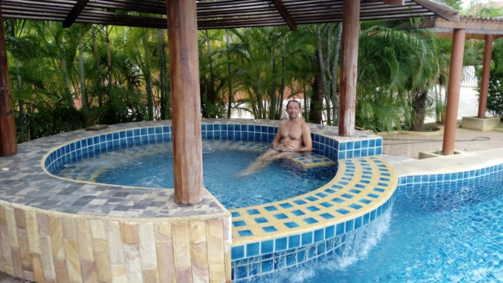 Jacuzzi in Clubhouse