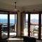 Bedroom and living room balconies