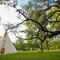 Teepee on the Property