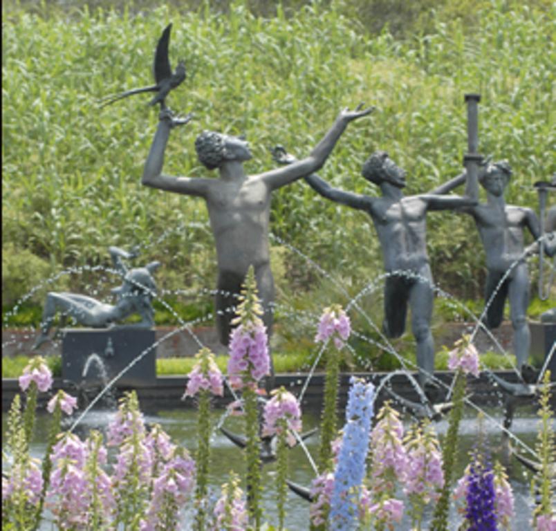 "Brookgreen Garden ""Muses"""