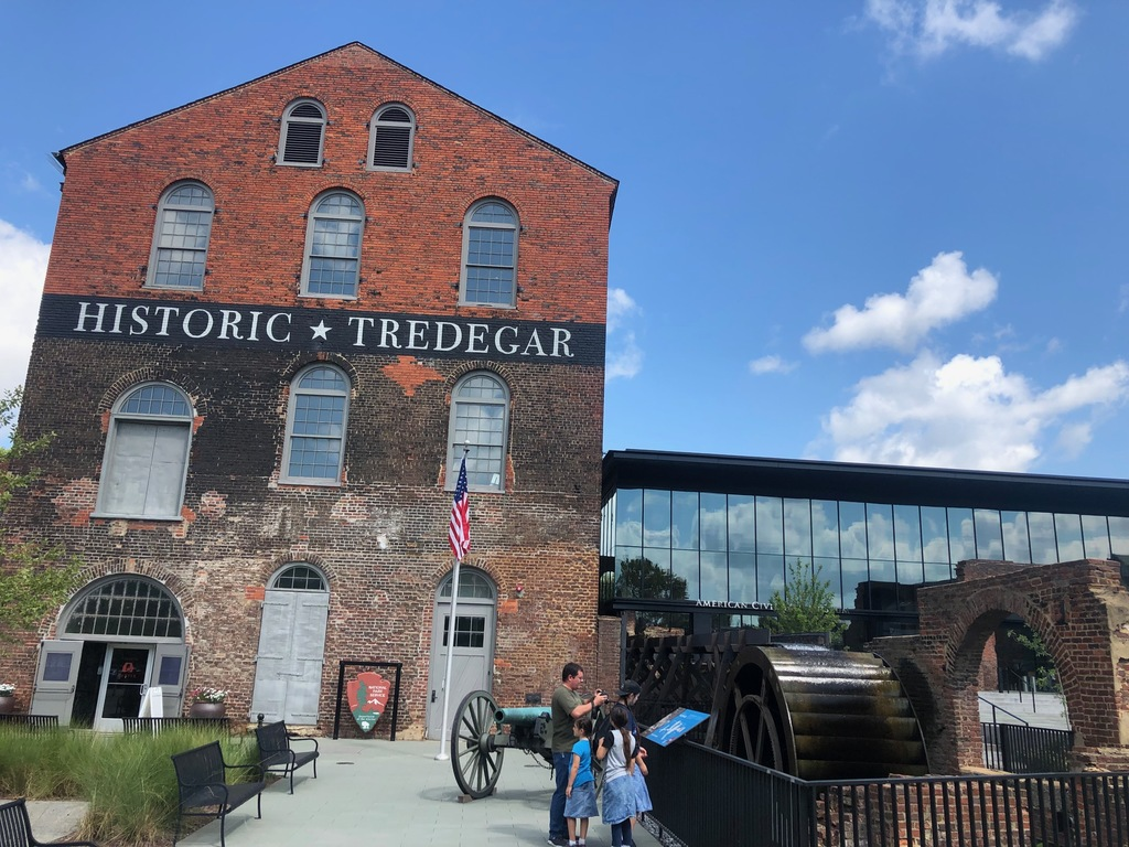 The American Civil War Museum, Historic Tredegar Ironworks