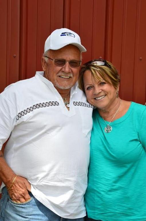 Owners, Jack & Helga Krois