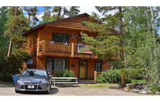 Our lovely 2 bed 2 bath cabin in Grand Lake, Colorado - see www.vrbo.com/853241 for details!  It sleeps 5 comfortably