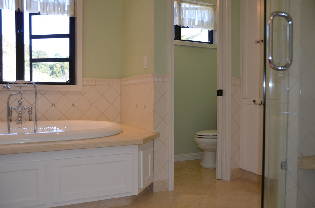Master bath; another view