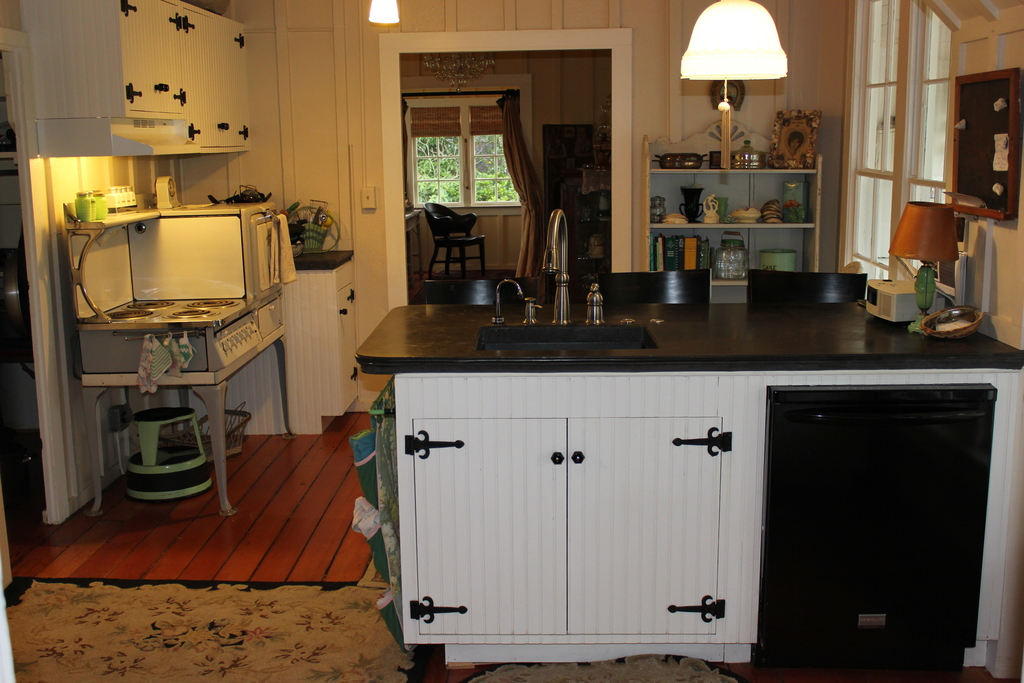 Kitchen North view
