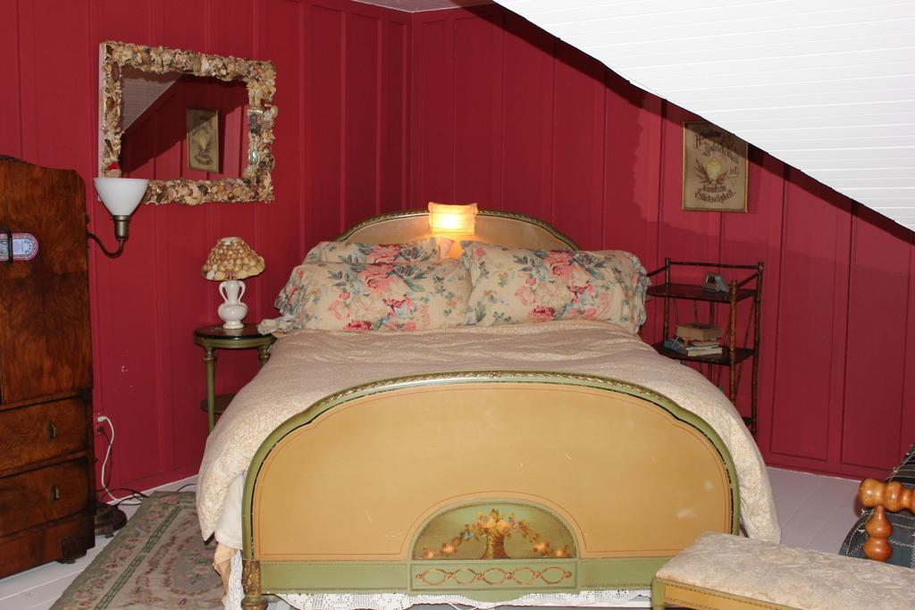 Southwest queen bedroom