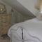 Northeast bedroom queen bed