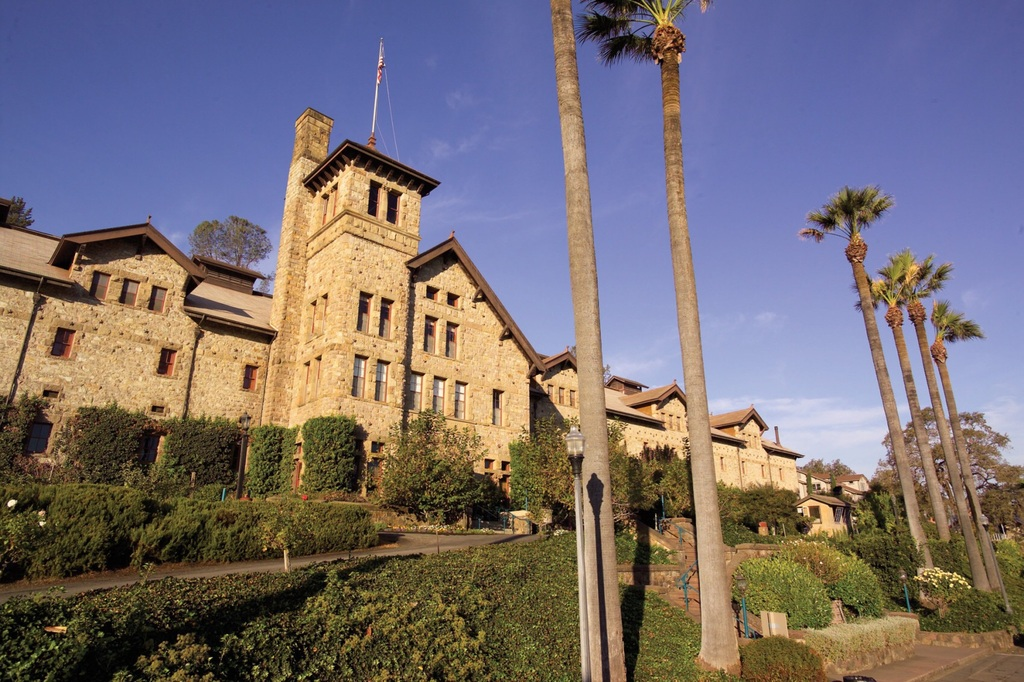 Culinary Institute of America (near St. Helena)