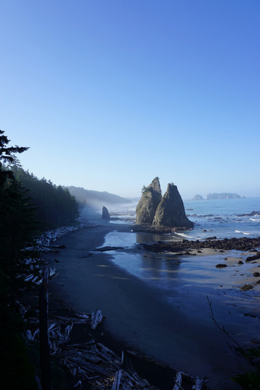 Rialto Beach, Olympic National Park