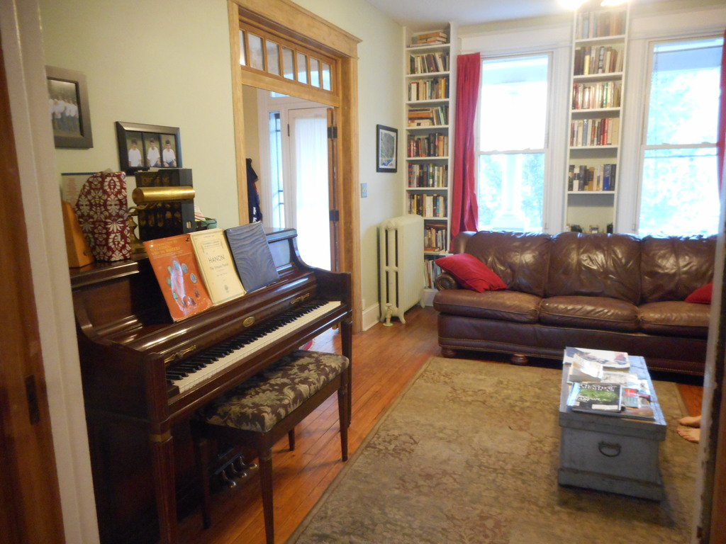 Front parlor - 2.