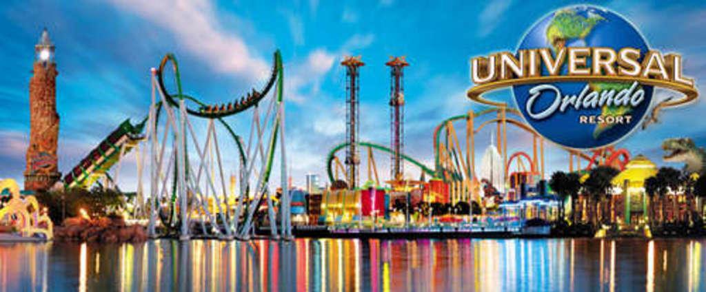 Universal Studios - 30 minute drive
