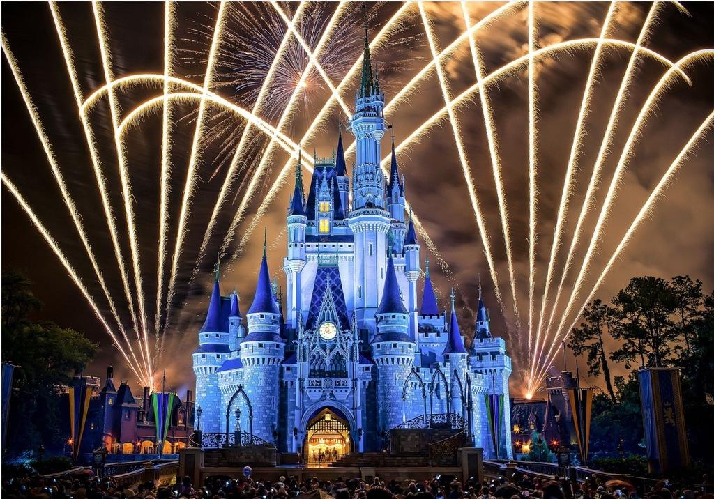Disney World - 40 minute drive