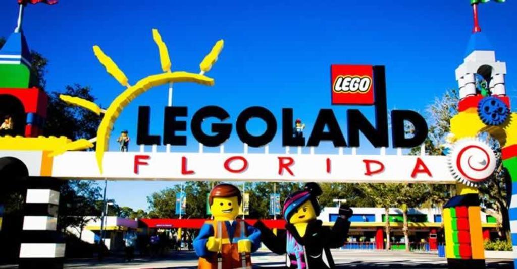 Legoland - 90 minute drive