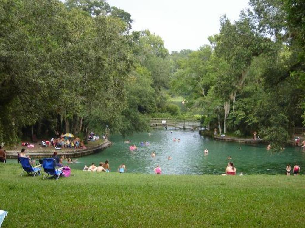 Wekiva Springs State Park - 30 minute drive