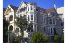 Top 3 Floors 1892 Victorian - 2415 Octavia St. SW corner Broadway