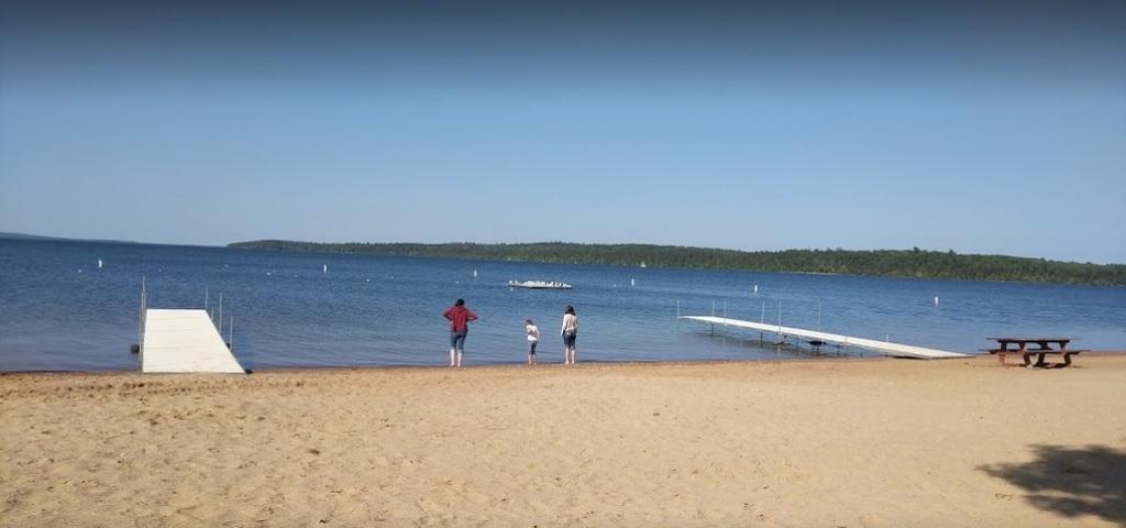Walker city park beach