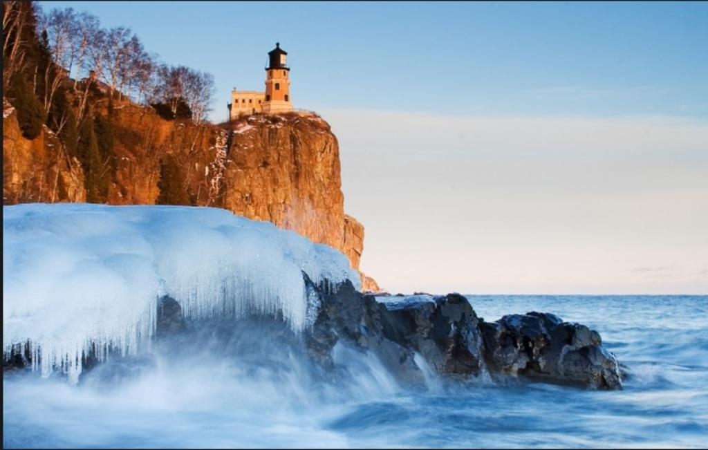 Split Rock Lighthouse - I hour north of Duluth