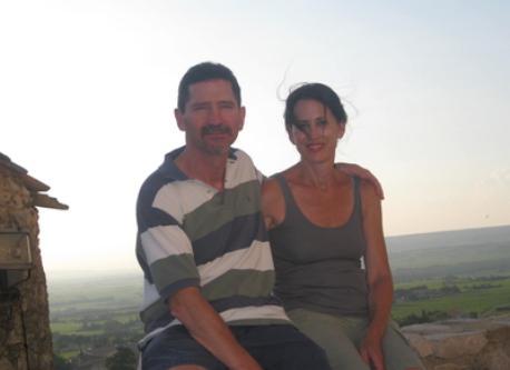 Pamela and Carlos