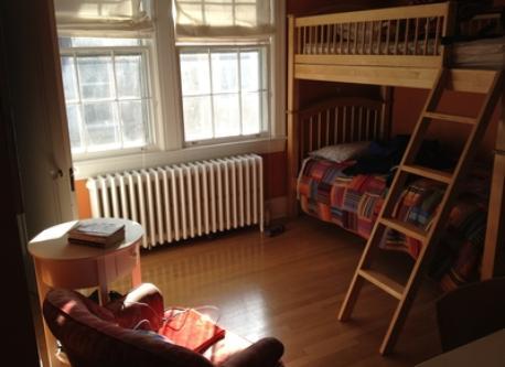 Gaby's bedroom (bunk beds)