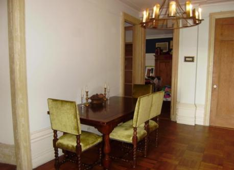 Foyer/Dining Room