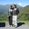 Agnes and Jack in the Pyrenees Sept 2013