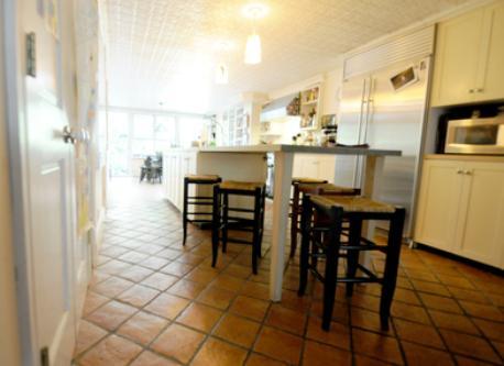 Kitchen Area including Breakfast Nook