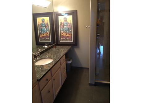 2nd Bedroom bathroom