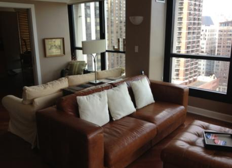 Two area Living room section