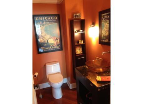 Third washroom / Powder room